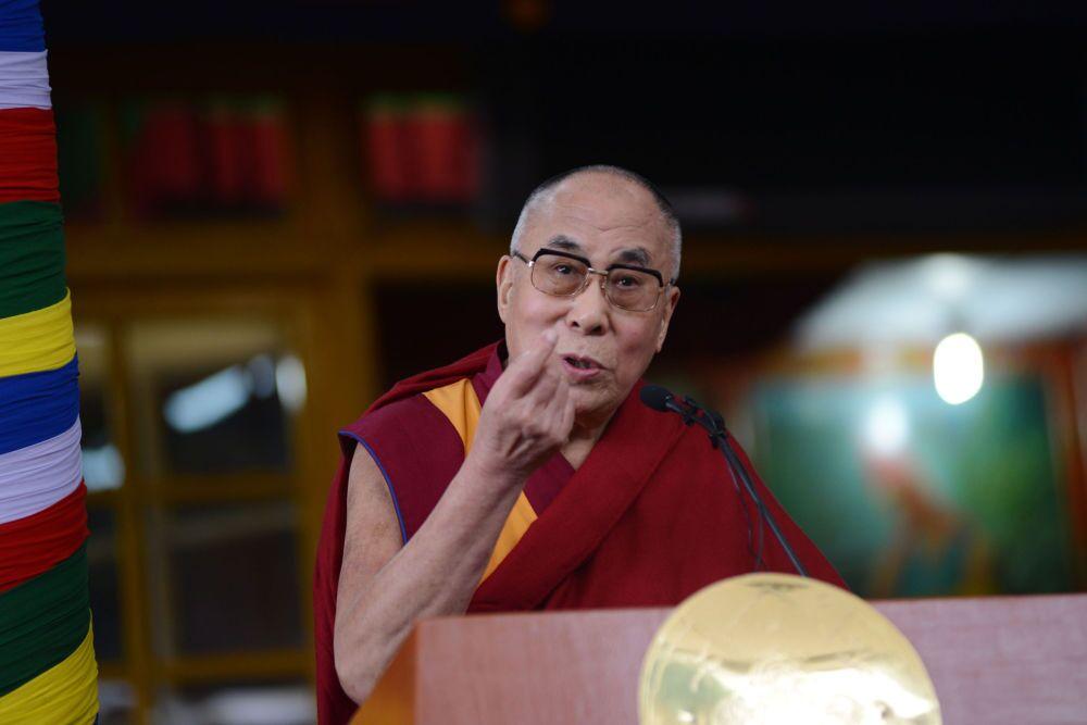 Les personnalités les plus influentes du monde: Dalai Lama