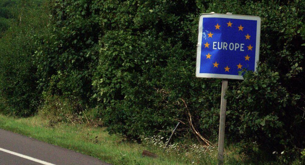 Frontière européenne