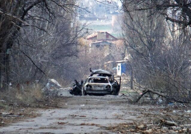 Nouveaux combats près de l'aéroport de Donetsk