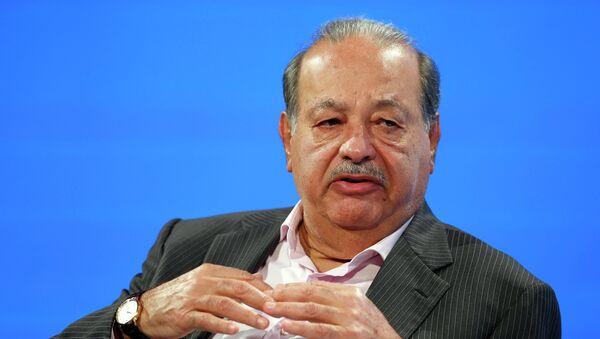 Carlos Slim - Sputnik France