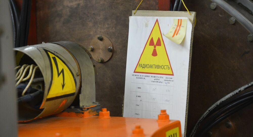 Danger nucléaire