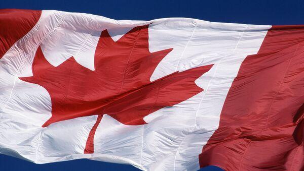 Канадский флаг - Sputnik France