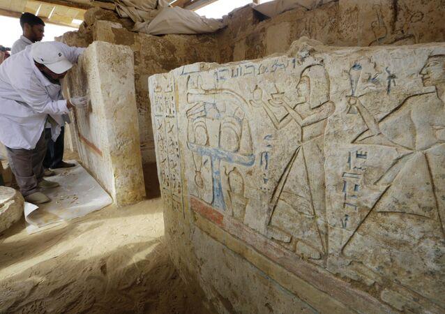Nécropole de Memphis, Saqqarah