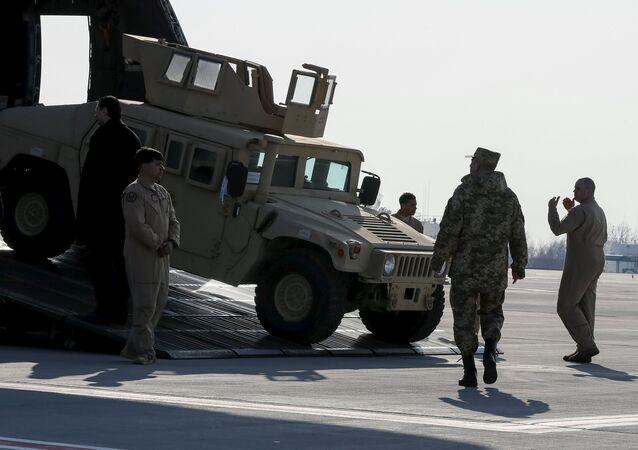 Les livraisons d'armes à l'Ukraine