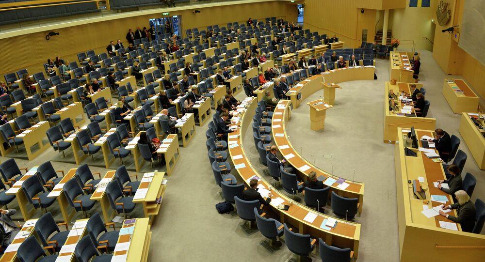 Parlement suédois