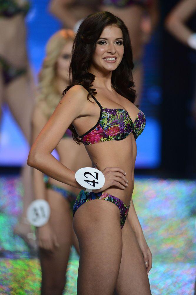 Sofia Nikitchouk, Miss Russie 2015