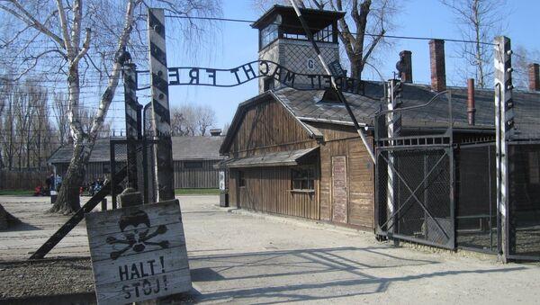 le camp de concentration d'Auschwitz - Sputnik France