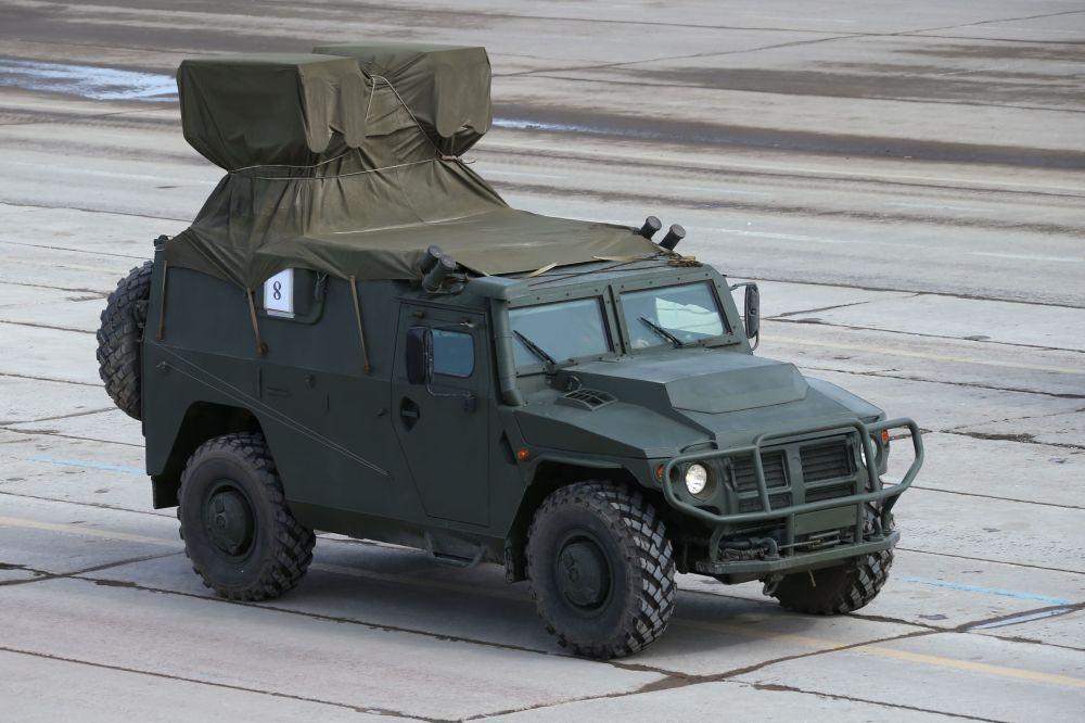 Un système de missiles anti-char Kornet-D