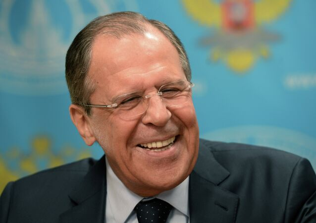 En direct: grande interview de Sergueï Lavrov