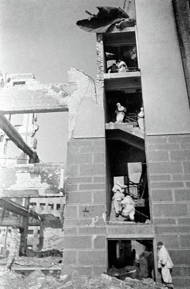 Stalingrad. Combats de rue