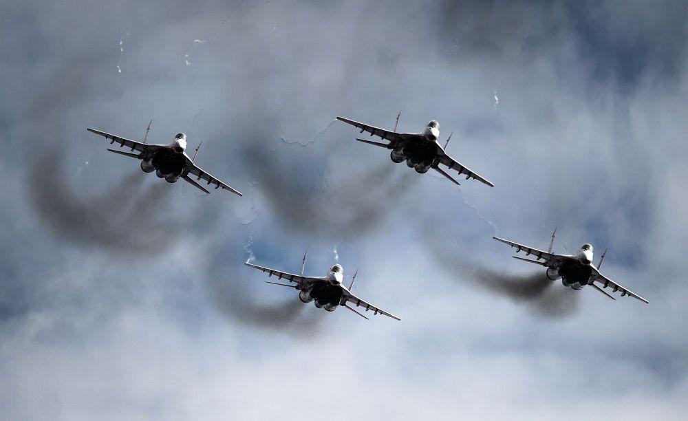 Les chasseurs MiG-29
