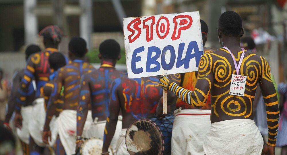 Action contre Ebola à Abidjan