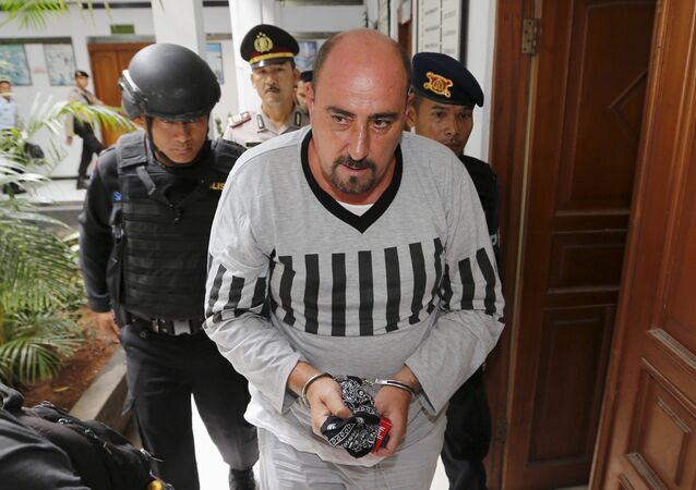 Serge Atlaoui, condamné à mort pour trafic de drogue en Indonésie