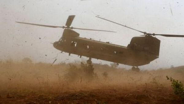 CH-47 - Sputnik France