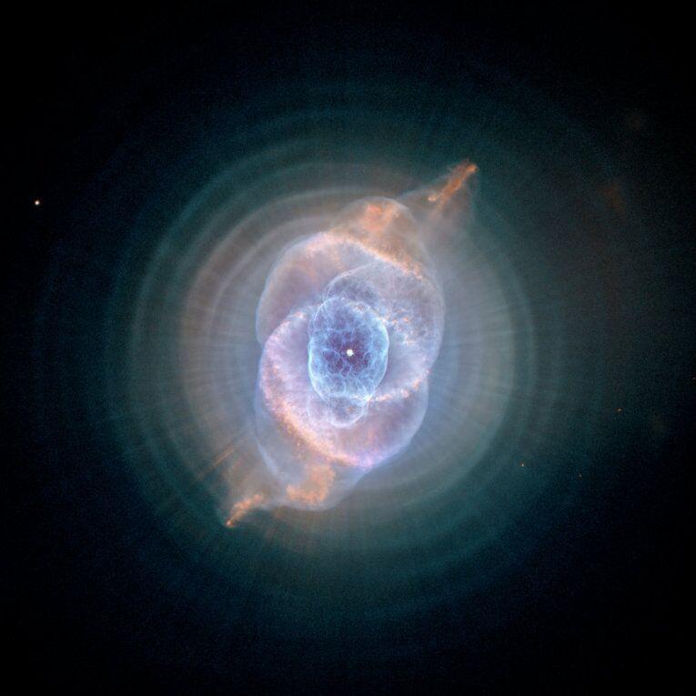 La nébuleuse de l'Œil de Chat (NGC 6543)