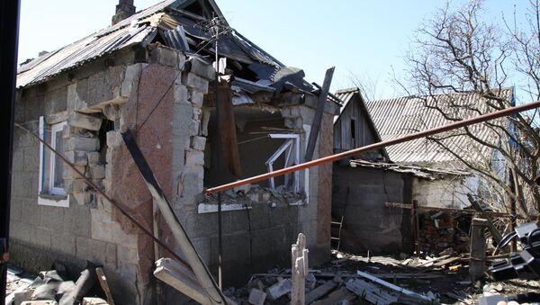 Представители ОБСЕ посетили поселок Спартак в Донецкой области - Sputnik France