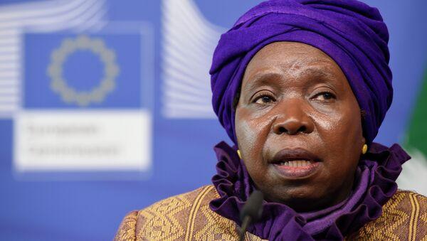 African Union Commission's president Nkosazana Dlamini-Zuma - Sputnik France