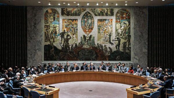 Глава МИД РФ С.Лавров принял участие в министерских дебатах в СБ ООН - Sputnik France