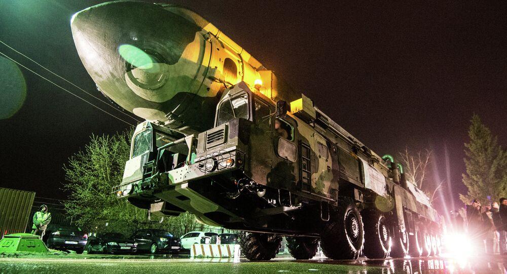 Missile balistique intercontinental Topol-M