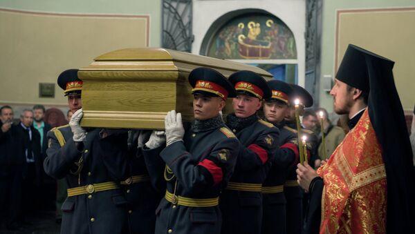 Прах великого князя Николая Романова (младшего) и его супруги доставлен в Москву для перезахоронения - Sputnik France