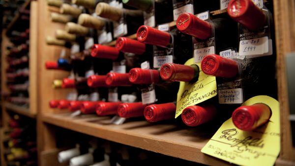 Бутылки с вином - Sputnik France
