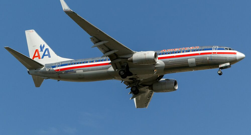 Boeing 737 d'American Airlines