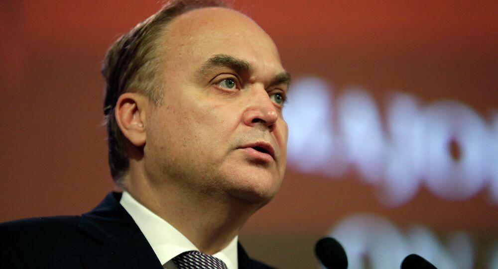 Anatoli Antonov, vice-ministre russe de la Défense