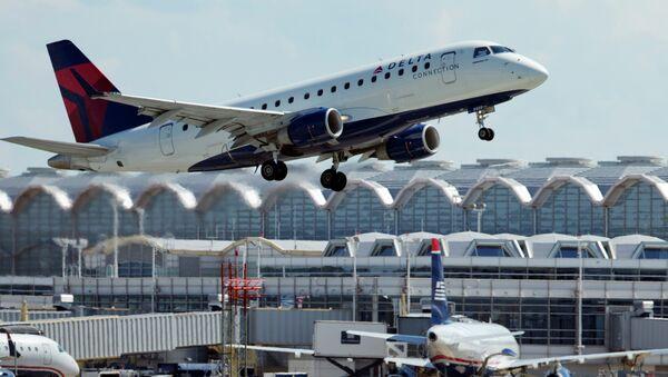 Avion de la compagnie Delta Air Lines - Sputnik France