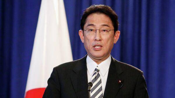 Japanese Foreign Minister Fumio Kishida - Sputnik France