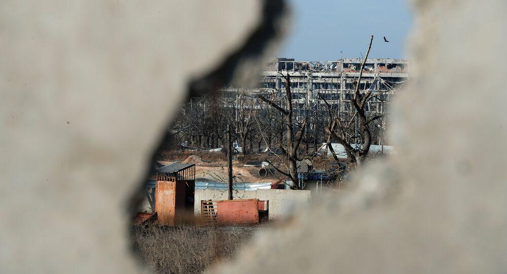 Donetsk pilonné