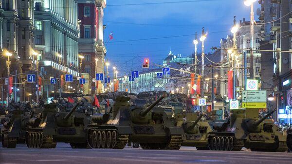 Репетиция парада Победы в Москве - Sputnik France