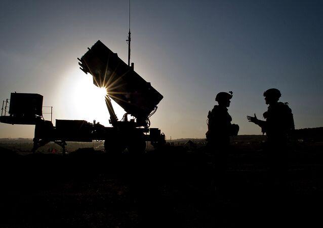 Système de défense antimissile US Patriot