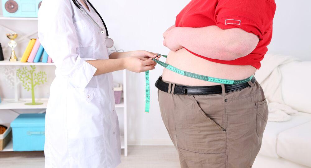 Patient avec obésité