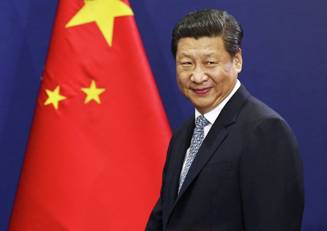 Président chinois Xi Jingping
