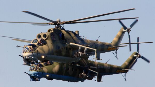 Mi-24 - Sputnik France