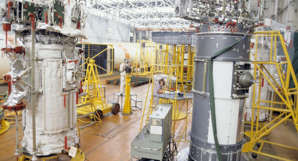 Appareils spatiaux du système GLONASS