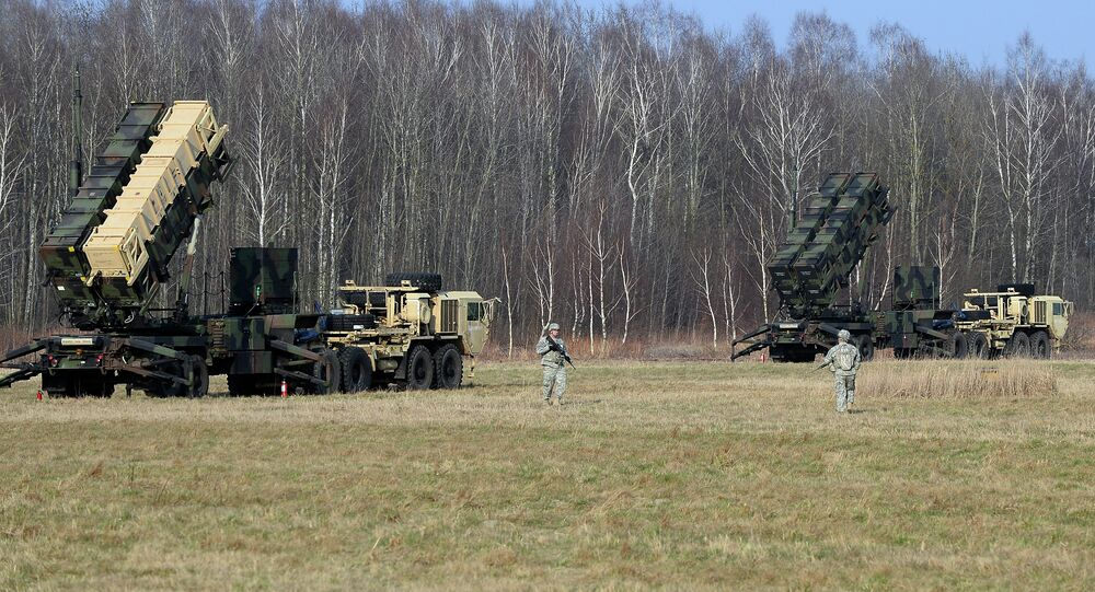 Missile Patriote, Pologne