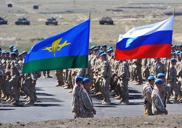 Exercices militaires OTSC, Kazakhstan
