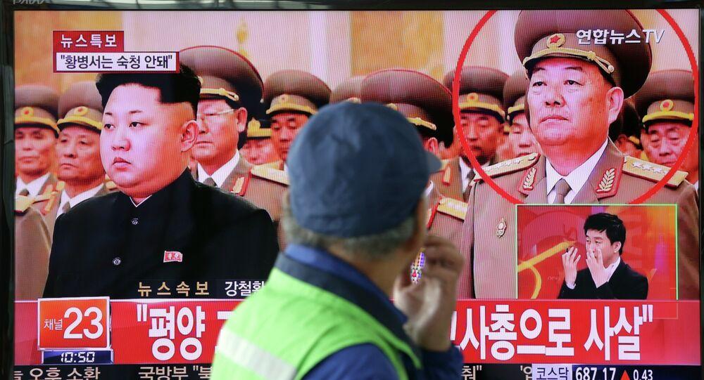 Le ministre nord-coréen de la Défense Hyon Yong-Chol réapparaît à la télévision nationale