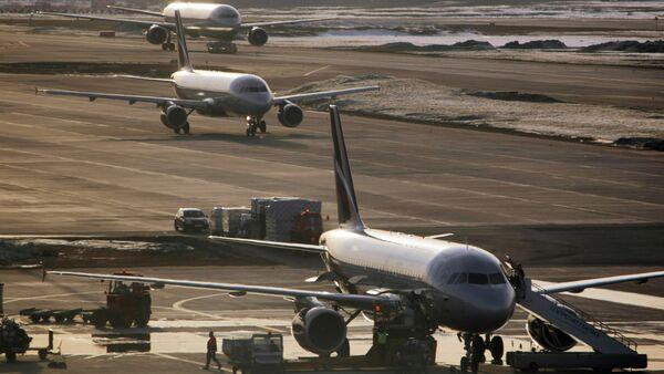 Airbus-319, Airbus-320 et Boeing-767 - Sputnik France