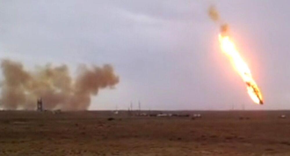 L'échec du lancement de fusée Proton-M