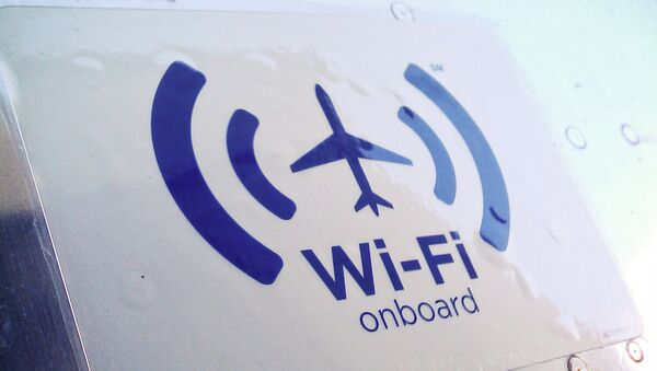 Wi-Fi on board - Sputnik France