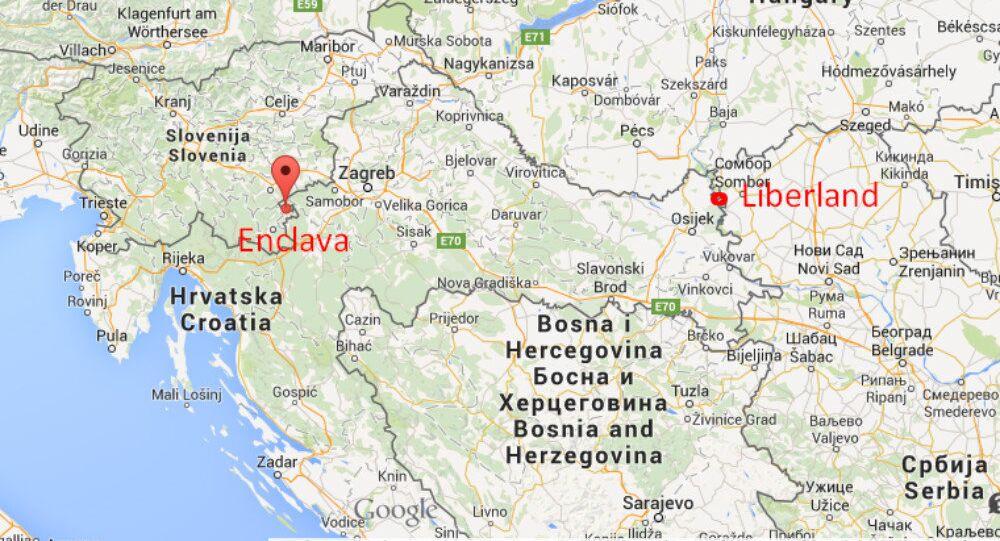Royaume d'Enclava et la république Liberlandia