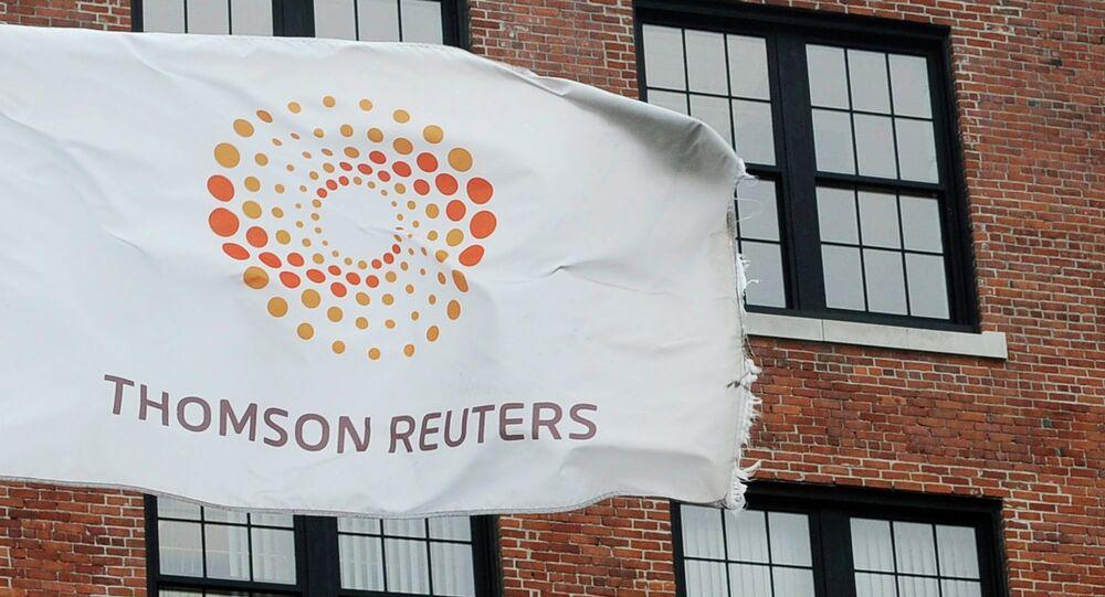 Logo de Thomson Reuters