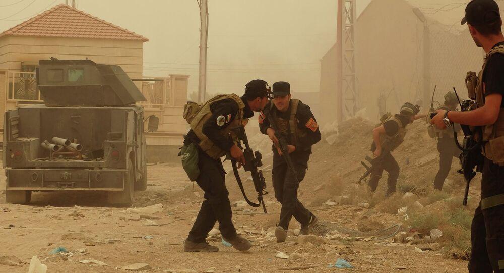 Les troupes irakiennes sont sur le point de libérer la ville de Ramadi
