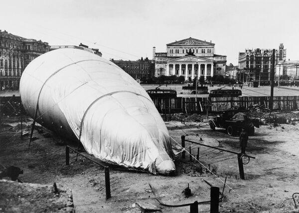 Moscou, ville des vainqueurs - Sputnik France