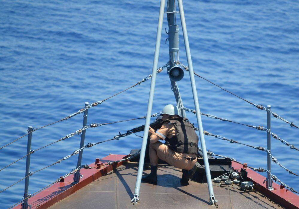 Exercice russo-chinois en Méditerranée