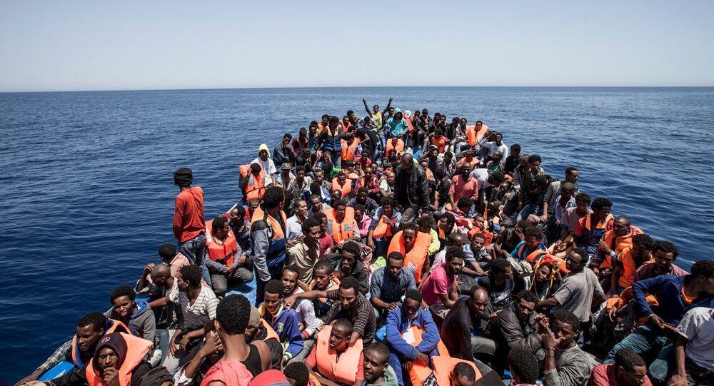 Un trafiquant, qui a noyé 700 migrants en Méditerranée, condamné
