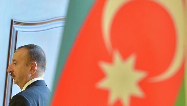 Выборы президента Республики Азербайджан - Sputnik France