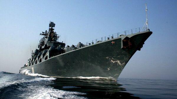 Journée de la Flotte russe du Pacifique - Sputnik France